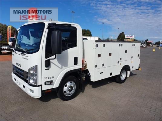 2020 Isuzu NPR Major Motors - Trucks for Sale