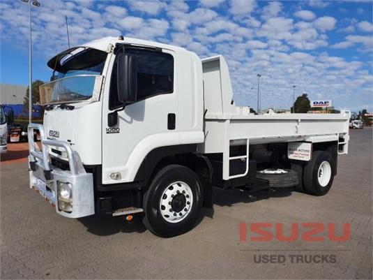 2008 Isuzu FVR Used Isuzu Trucks  - Trucks for Sale