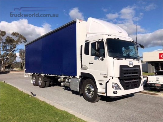 2020 UD Quon Cd26.390 - Trucks for Sale