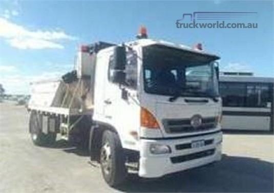 2013 Hino 500 Series GH - Trucks for Sale