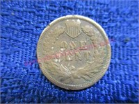 1903 Indian head penny (1-cent)