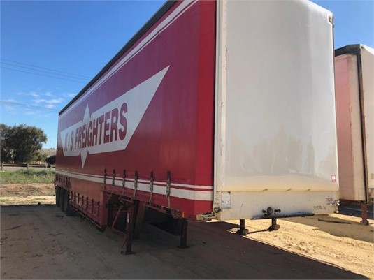 1999 Freighter Drop Deck - Trailers for Sale