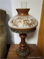 2 - Brown Table Lamp