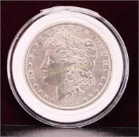 1899 UNC MORGAN SILVER DOLLAR