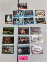VTG TRADING CARDS STAR WARS ETC