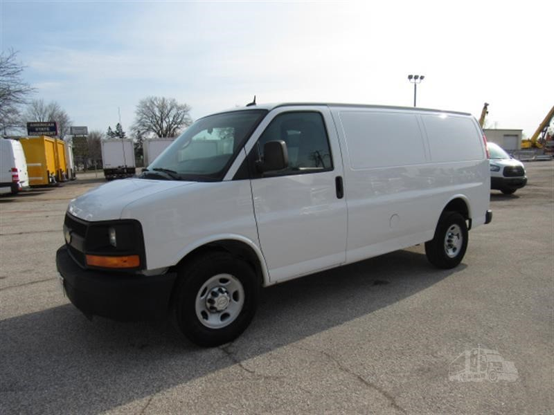 2015 chevrolet express g2500 for sale in west allis wisconsin truckpaper com truckpaper com