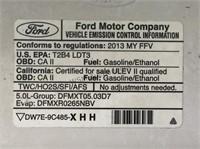2013 Ford F-150 P/U