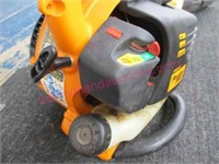 Poulan Pro 200mph gas blower (works) BVM200C