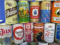 50 various beer cans collection #11