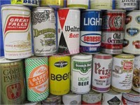 50 various beer cans collection #13