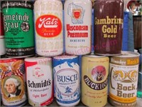 50 various beer cans collection #14