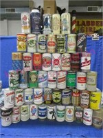 50 various beer cans collection #16