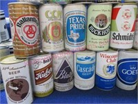 50 various beer cans collection #15