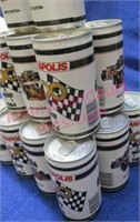 (21) 1984 indy 500 beer cans 1st edition