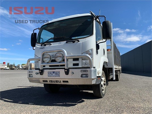 2011 Isuzu FSR Used Isuzu Trucks - Trucks for Sale