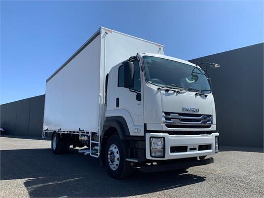 2019 Isuzu FXR - Trucks for Sale