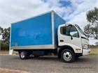 Hino 300 Series 616 Box Trucks|Pantech