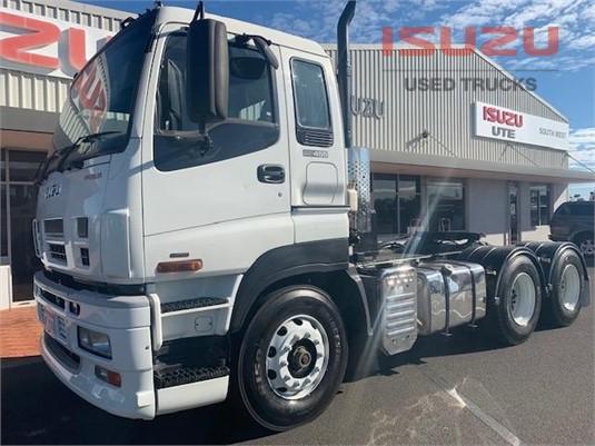 2012 Isuzu Giga CXY 455 Premium Used Isuzu Trucks  - Trucks for Sale