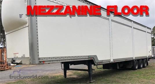 2006 Barker Drop Deck Pantech Trailer Southern Star Truck Centre Pty Ltd - Trailers for Sale