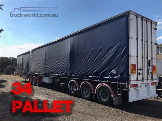 2004 Maxitrans B-Double - Trailers for Sale