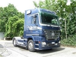 MERCEDES-BENZ ACTROS 1850  used