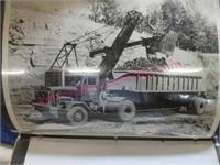 Rare old Allison GM photographs (75+photos) binder