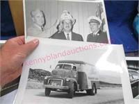 Rare old Allison GM photographs (70 photos) envelo