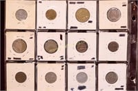 ESTATE COLLECTION OF FOREIGN COINS