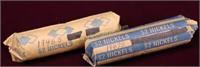 1946-S/47-S NICKEL ROLLS