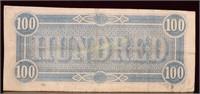 FEB 17th 1864 CONFEDERATE STATES OF AMERICA ONE