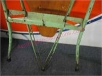 """old """"Maid of Honor"""" ironing board (green legs)"""