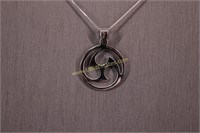 KRULL STERLING SILVER NECKLACE