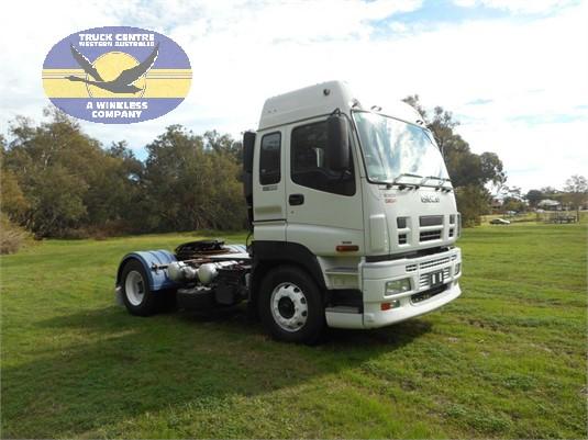 2008 Isuzu other Truck Centre WA - Trucks for Sale