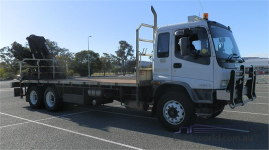 2005 Isuzu FVZ1400 Truck Traders WA  - Trucks for Sale