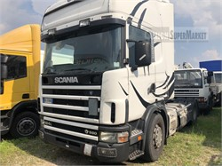SCANIA T164L580  used
