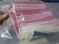 longaberger napkins -liners -dividers -etc