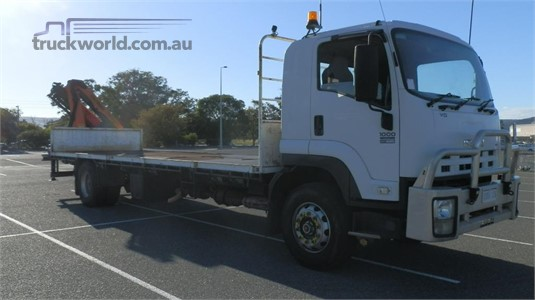 2008 Isuzu FVD1000 Truck Traders WA - Trucks for Sale