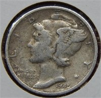Weekly Coins & Currency Auction 6-12-20