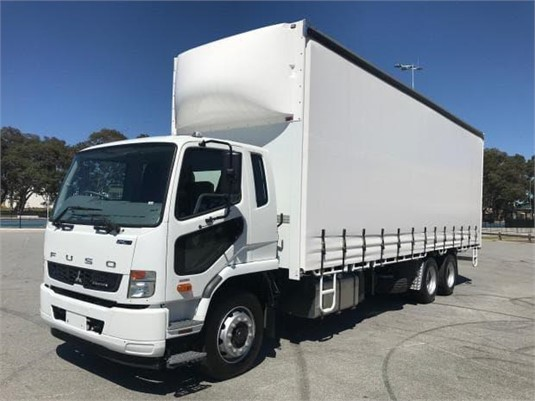 2020 Mitsubishi Fuso FIGHTER 2427 - Trucks for Sale