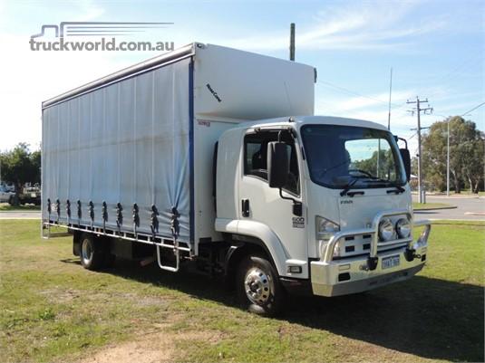2013 Isuzu FRR 600 Long Japanese Trucks Australia - Trucks for Sale