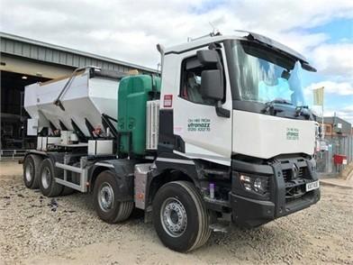 2017 RENAULT KERAX 460 at TruckLocator.ie
