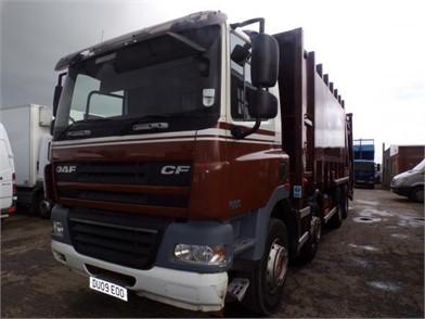 2009 DAF CF85.410 at TruckLocator.ie