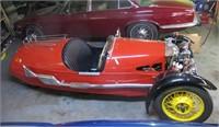 Rodney Classic Car Auction Contents