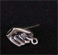 JAMES AVERY STERLING SILVER CHARM