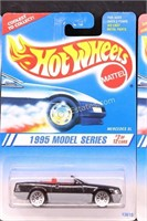 1995 COLLECTOR HOT WHEELS SERIES