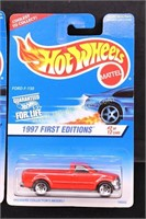 1997 FIRST EDITION HOT WHEELS