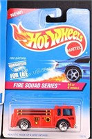 FIRE AND RESCUE HOT WHEELS