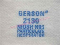 (1) new N95 respirator mask (box not included) #3
