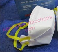 (1) new N95 respirator mask (box not included) #4