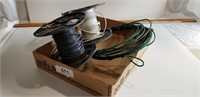Elect. Wire & Clothesline Wire